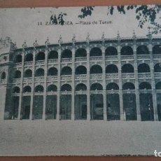 Postales: POSTAL ZARAGOZA Nº 14 - PLAZA DE TOROS. ZARAGOZA TERUEL HUESCA ARAGON. Lote 98809355