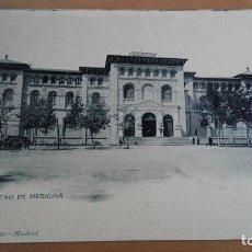 Postales: POSTAL ZARAGOZA Nº 743 - FACULTAD DE MEDICINA. EDIC: HAUSER Y MENET TERUEL HUESCA ARAGON. Lote 98809831