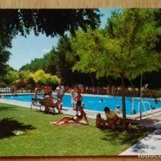 Postales: HOTEL PORTAL DE MONEGROS - OSERA DE EBRO. Lote 212344025