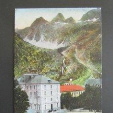 Cartes Postales: POSTAL HUESCA. BALNEARIO DE PANTICOSA. QUIJADA DE PONDIELLOS. . Lote 99358951