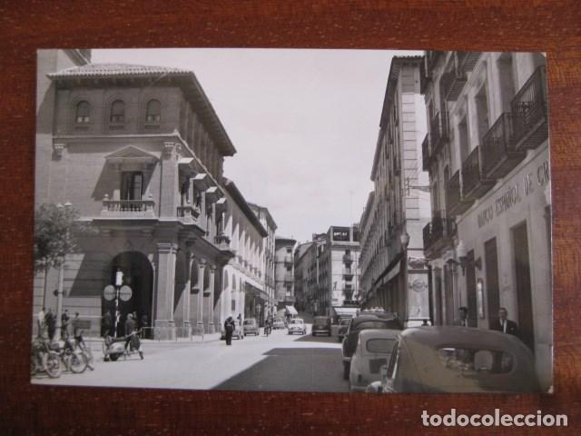 AÑO 1961 PRECIOSA POSTAL HUESCA. PORCHES DE GALICIA. CIRCULADA CON SELLO (Postales - España - Aragón Moderna (desde 1.940))