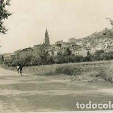 Postales: TERUEL VISTAS DE MARTIN DEL RIO. ED. EXC. RAMIRO ESCRICHE. ESCRITA. Lote 100525251