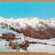 Postales: ESTACION DE ESQUI DE CERLER - BENASQUE. Lote 102089755