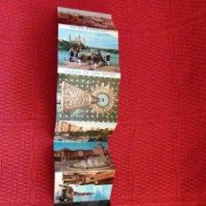 Postales: TARJETAS POSTALES DESPLEGABLES-ZARAGOZA-. Lote 102792391