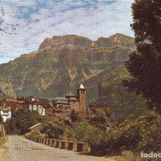 Postales: VALLE DE BROTO TORLA VISTA PARCIAL AL FONDO MONDARRUEGO. Lote 103194091