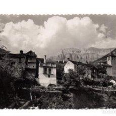 Postales: TORLA, HUESCA.- VISTA GENERAL. Lote 104190963