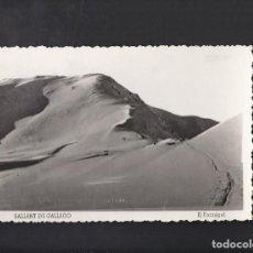 Postales: SALLENT DE GALLEGO. EL FORMIGAL. . Lote 104192511