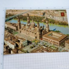 Postales: POSTAL Nº 300 - ARAGON - ZARAGOZA, EL PILAR - ED. FISA 1985. Lote 104222167