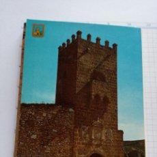 Postales: 10 POSTAL LIBRO ACORDEON - ARAGON - ZARAGOZA, MONASTERIO DE PIEDRA - ED. PARIS 1965. Lote 104223255