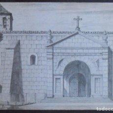 """Postais: (51048)POSTAL SIN CIRCULAR,""""ERMITA DE SAN MIGUEL"""",AYERBE,HUESCA,ARAGON. Lote 104525331"""