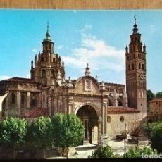 Postales: TARAZONA - CATEDRAL. Lote 105031383