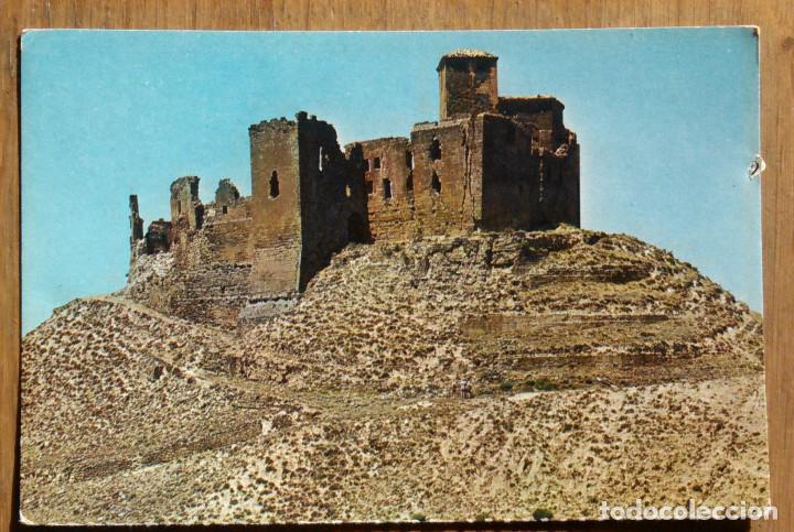 HUECA - CASTILLO ABADIA DE MONTEARAGON (Postales - España - Aragón Moderna (desde 1.940))