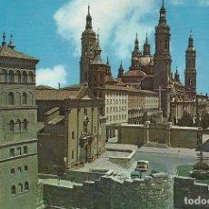 Postales: POSTAL DE ZARAGOZA. Lote 105901687
