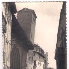 Postales: POSTAL DE CALATAYUD, TORRE DE SAN PEDRO .. Lote 106174911