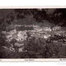Postales: BIESCAS.- VISTA GENERAL, ED. ARRIBAS..- FOTOGRÁFICA. . Lote 106787919