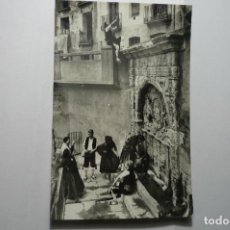Postales: POSTAL BARBASTRO - FUENTE VIVERO CM. Lote 107454755