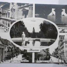 Postales: POSTAL HUESCA -VARIOS ASPECTOS EDIC.DARVI - CM. Lote 107455499