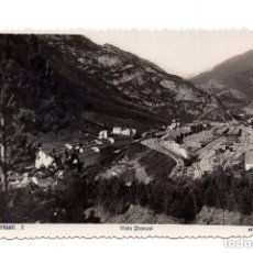 Postales: CANFRANC, HUESCA.- VISTA GENERAL - FERROCARRIL. ED. ARRIBAS. Lote 107611599