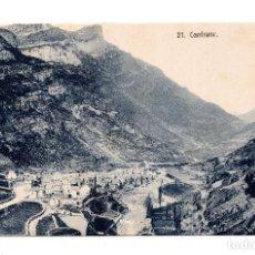 Postales: CANFRANC, HUESCA.- 21. ED. F. DE LAS HERAS. Lote 107644071