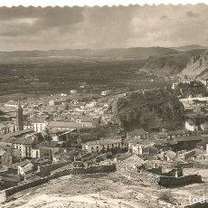 Postales: POSTAL CALATAYUD VISTA PARCIAL EDICIONES SICILIA ZARAGOZA E C 1957. Lote 107719303