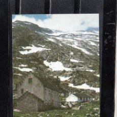 Cartes Postales: N. 73 BENASQUE. REFUGIO DE LA RENCLUSA C.E.C. Y REFUGIO DE INVIERNO 2.141 M.. Lote 107884679
