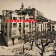Postales: BARBASTRO Nº 2 .- PASEO DEL GENERALISIMO .- EDICIONES SICILIA . Lote 108830915
