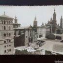 Postales: POSTAL DE ZARAGOZA. PLAZA DE LAS CATEDRALES.. Lote 108865419