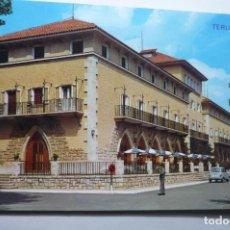 Postales: POSTAL TERUEL PARADOR NAC.TURISMO. Lote 109283231