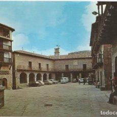 Postales: ALBARRACIN (TERUEL) PLAZA DEL GENERALISIMO - EDICIONES SICILIA Nº 17 - S/C. Lote 110046071
