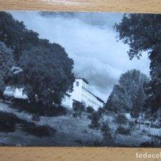 Postales: AGUARON, ZARAGOZA.CASA NTRA. SRA. DE LAS VIÑAS. AÑO 1970, FOTOGRAFICA.. Lote 110117743