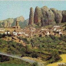 Postales: ** PJ107 - POSTAL - AGUERO - HUESCA - VISTA GENERAL . Lote 110141939