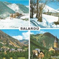 Postales: ** PJ108 - POSTAL - PIRINEOS CENTRALES - VALLE DE ARAN - SALARDU. Lote 110142215