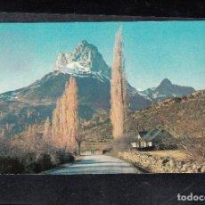 Postales: Nº 4. PICO DE LA FORATATA. PIRINEO ARAGONÉS. Lote 110239059