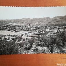 Postales: POSTAL ESTADILLA VISTA GENERAL - HUESCA ARAGÓN AÑO 1960. Lote 110259326