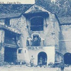 Postkarten - POSTAL TORLA. 3. CASA DE VIU. EDIT. SILVERIO PASCUAL. CLICHÉS ARRIBAS. - 110631647