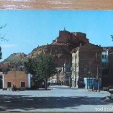 Postales: MONZON. HUESCA. CALLE GENERAL MOLA. (PAPELERIA OSCENSE Nº2002).. Lote 111599635