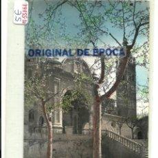 Postales: (PS-55161)POSTAL DE TARAZONA-FACHADA CATEDRAL,SIGLO XIII. Lote 112026671
