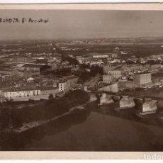 Postales: POSTAL DE ZARAGOZA: EL ARRABAL. Lote 112654911