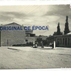 Postales: (PS-55173)POSTAL DE ALBALATE DE CINCA-CARRETERA DE FRAGA. Lote 112895155