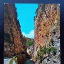 Postales: POSTAL DE VALLE DE BENASQUE. PIRINEO ARAGONÉS. CONGOSTRO DEL RÍO ESERA.. Lote 113137142