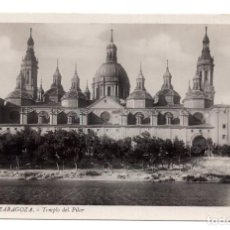Postales: ZARAGOZA.- TEMPLO DEL PILAR. L. ROISIN, FOT. N.º 23. Lote 113266063
