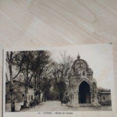 Postales: POSTAL TERUEL. ERMITA DEL CARMEN.L. ROISIN, FOT.. Lote 113472211
