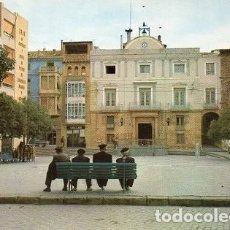Postales: CASPE - 6 PLAZA DE ESPAÑA. Lote 114218675