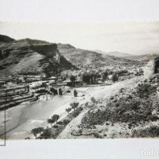 Postales: POSTAL FOTOGRÁFICA - GRAUS, VISTA GENERAL / HUESCA - EDIT. SICILIA - AÑOS 50. Lote 114908815