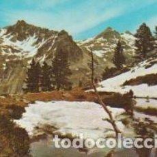 Postales: (1646) BALNEARIO DE PANTICOSA. VALLE DE TENA. LAGOS AZULES. Lote 115393387