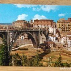 Postales: TERUEL - VIADUCTO CALVO SOTELO. Lote 115397135