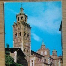 Postales: TERUEL - LA CATEDRAL. Lote 115397259