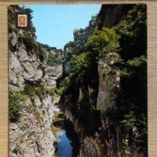 Postales: ANSO - CARRETERA DE ANSO. Lote 115397331