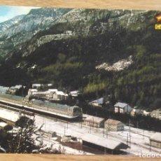 Postales: CANFRANC - ESTACION INTERNACIONAL. Lote 115397387
