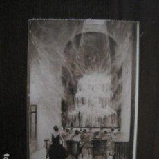 Postales: ARAGON -ALHAMA - TERMAS-PALLARES SA - GRAN CASCADA DE INHALACION - VER FOTOS - (52.256). Lote 115512767